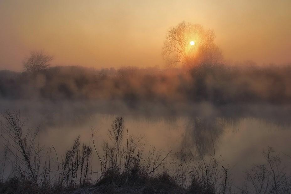 Почему образуется туман