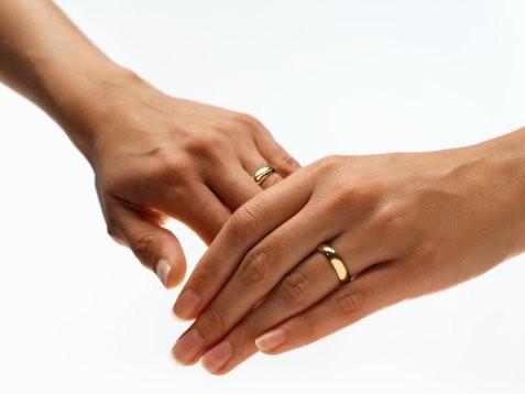 Почему обручальное кольцо носят на безымянном пальце