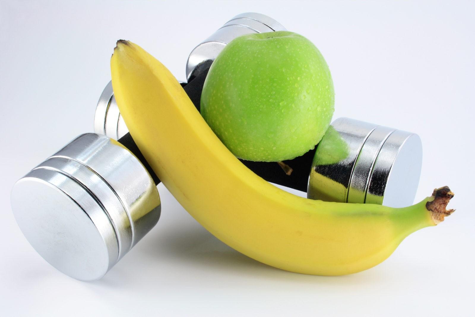 Почему при занятии спортом важна диета
