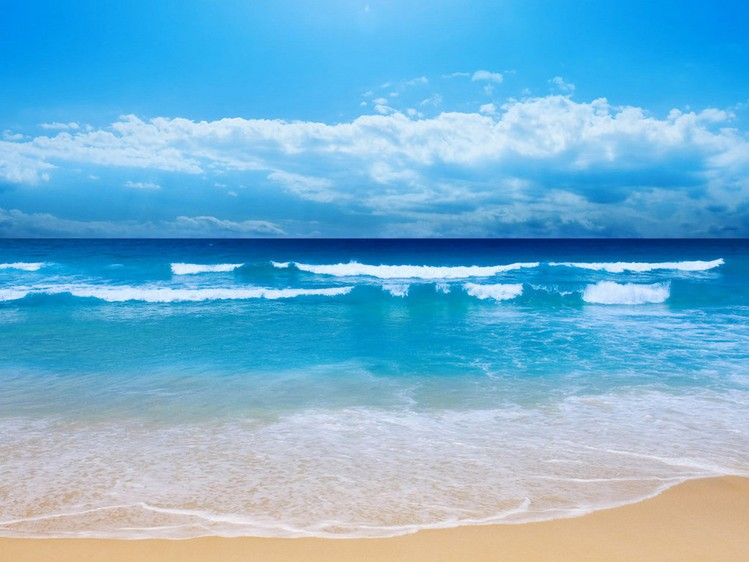 Почему в море соленая вода