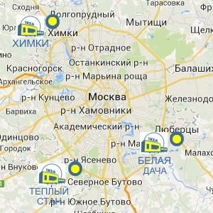 Икеа Расположение Магазинов В Москве