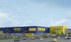 Где находятся магазины Икеа в Москве