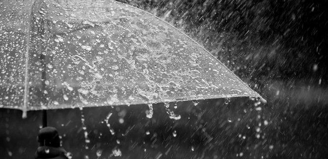 Почему идет дождь