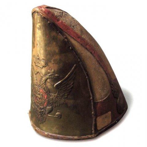 Гренадерскаяшапкаморских батальонов. 1764-1796 гг