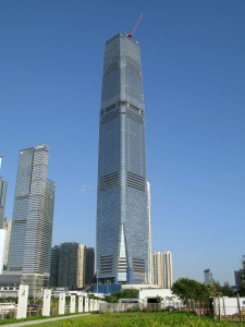 Международный коммерческий центр, Китай