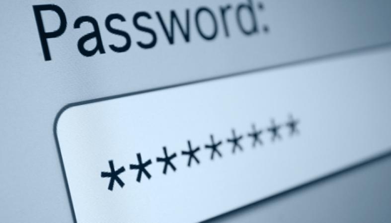 интернет пароль