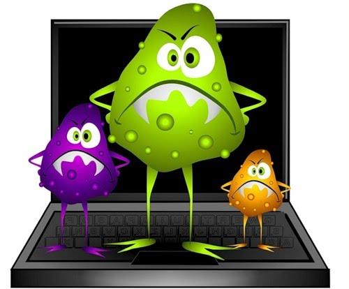 вирусы компьютера