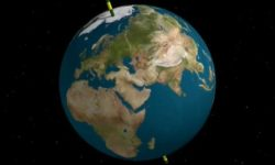 Почему земля круглая