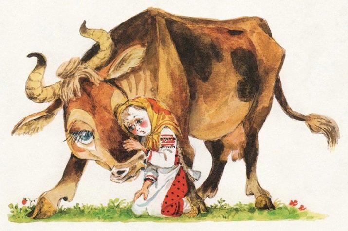 Почему мясо коровы называют говядиной