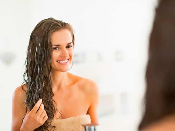 Правильный уход для укрепления волос